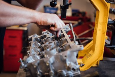 Complete Cylinder Head Assembly