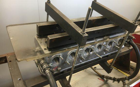 Cylinder Head Pressure Testing