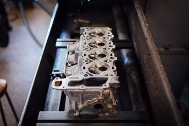 Cylinder Head Surfacing