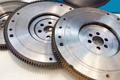 Flywheel Re-facing