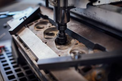 Hardened Valve Seat Fitting & Machining